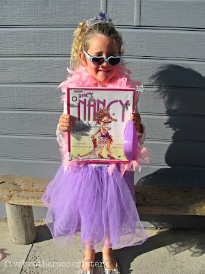 Easy diy book character costumes