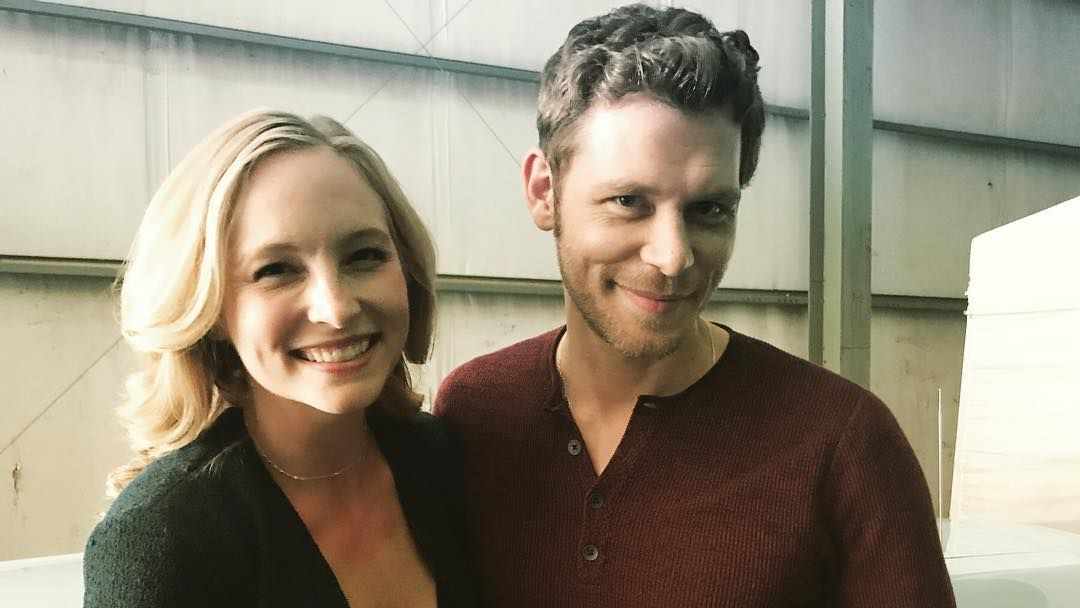 "794.9 tis. To se mi líbí, 31.7 tis. komentářů – Candice King (@craccola) na Instagramu: ""Had fun playing with this hooligan over the past couple of days 🎬 Thanks for having me Originals!…"""