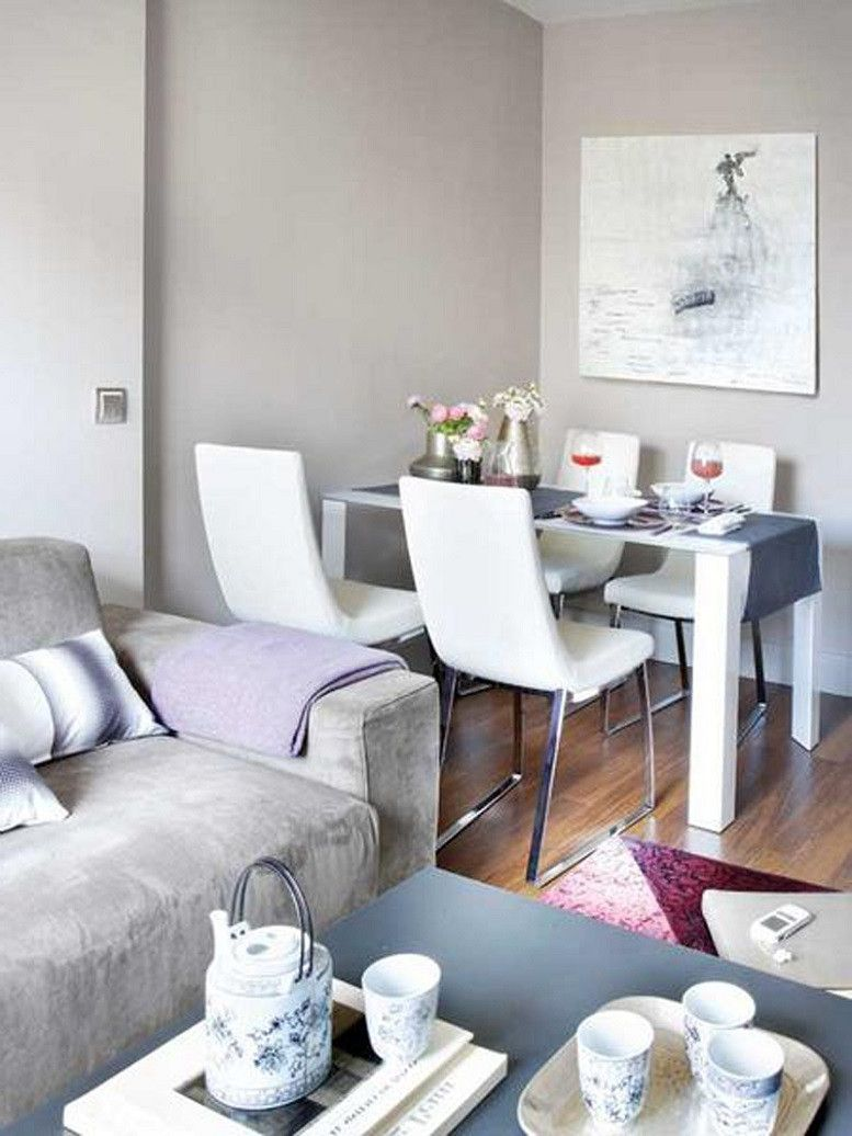 13 stylish ideas how to craft small living dining room