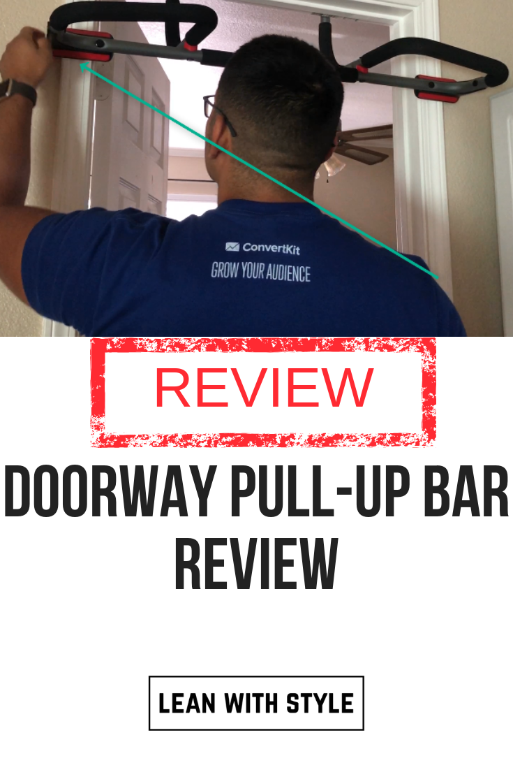 Perfect Fitness Multi Gym Doorway Pull Up Bar Review 2018 Elite