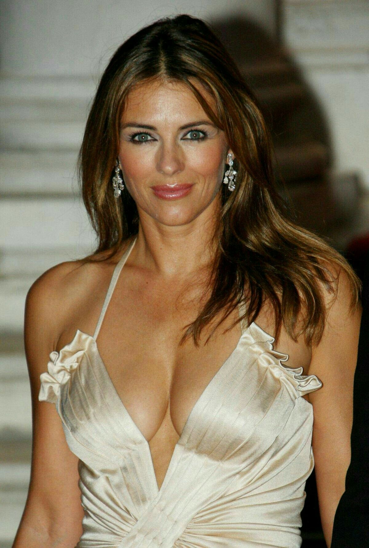 Celebrity Elizabeth Hurley nude photos 2019