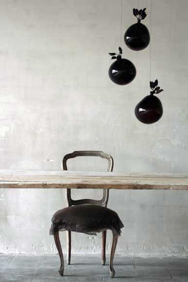 Caroline Swift: large glass installation