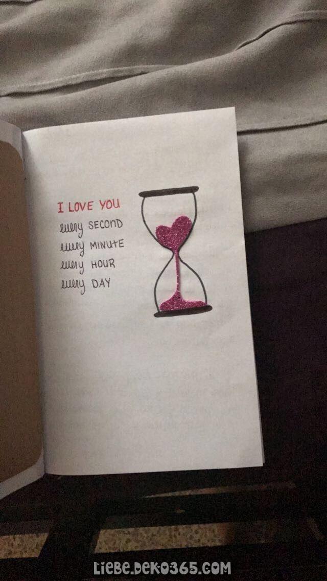 Unglaubliche Urschrift Liebesbotschaft #liebesbotschaft #urschrift