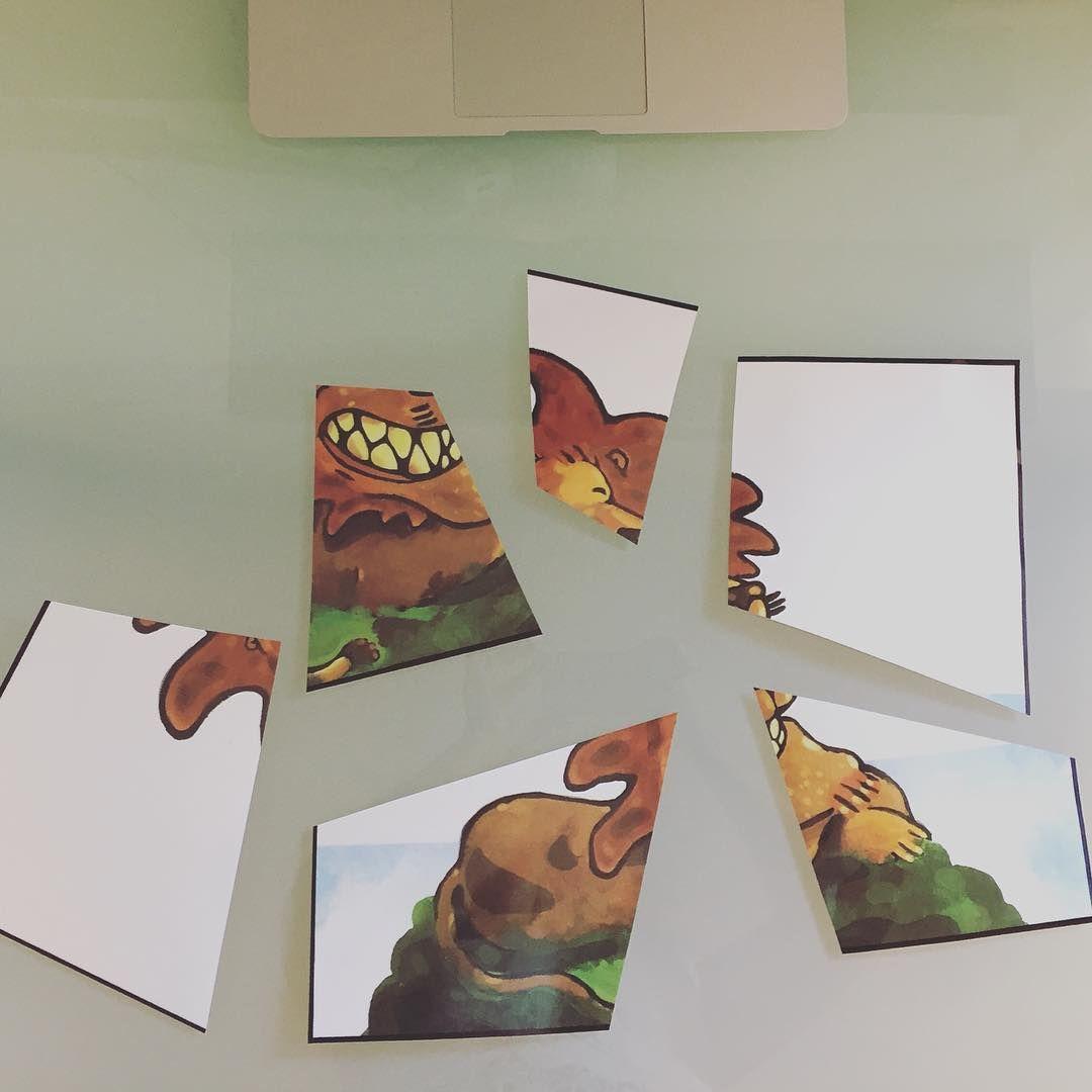 Na Wer Erkennt Worum Es Geht Als Einstieg In Das Bilderbuch Die Geschichte Vom Lowen Der Nicht Schreiben Konnte Hab Bilderbuch Unterrichtseinstieg Bucher