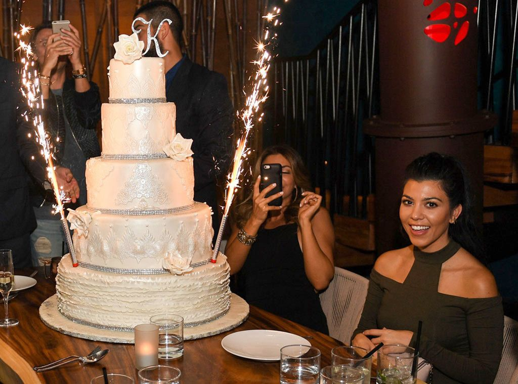 Kourtney & Kim K. Take Miami Again, for Wedding & Birthday