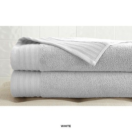 Oversized Bath Sheets Entrancing 2Pack Oversized Quickdry 100% Combed Cotton Bath Sheets Design Ideas