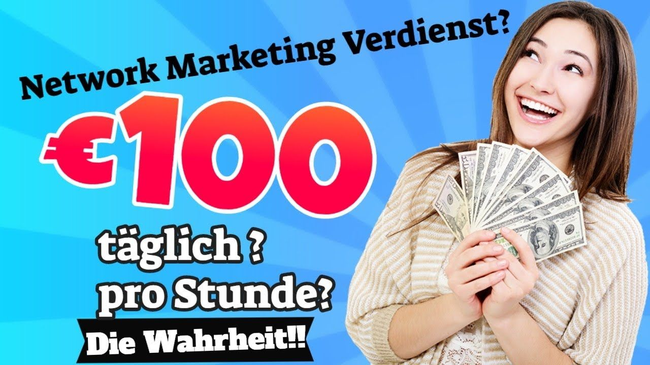 Network Marketing Verdienst