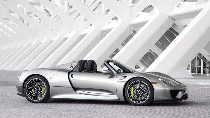 Nice Porsche: Porsche-918-Spyder-photos.jpg...  Porsche 918 Spyder