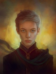 Modern Fantasy Art Male Young