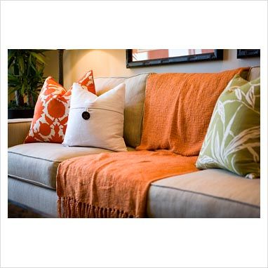 Throw Blankets For Couches Delectable Couch Throw Blankets Pillows I Think Since The Couch Is Gray It