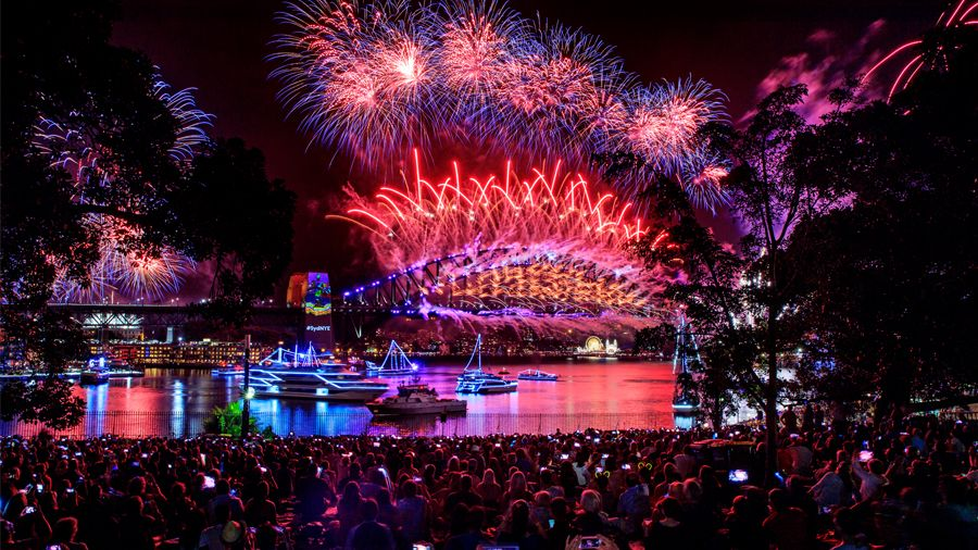 New Years Eve The Royal Botanic Garden Sydney Royal Botanic Gardens Sydney New Years Eve Fireworks Sydney New Years Eve
