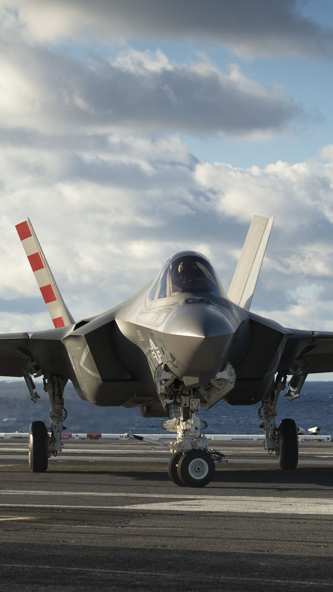Military / Lockheed Martin F35 Lightning II (1080x1920