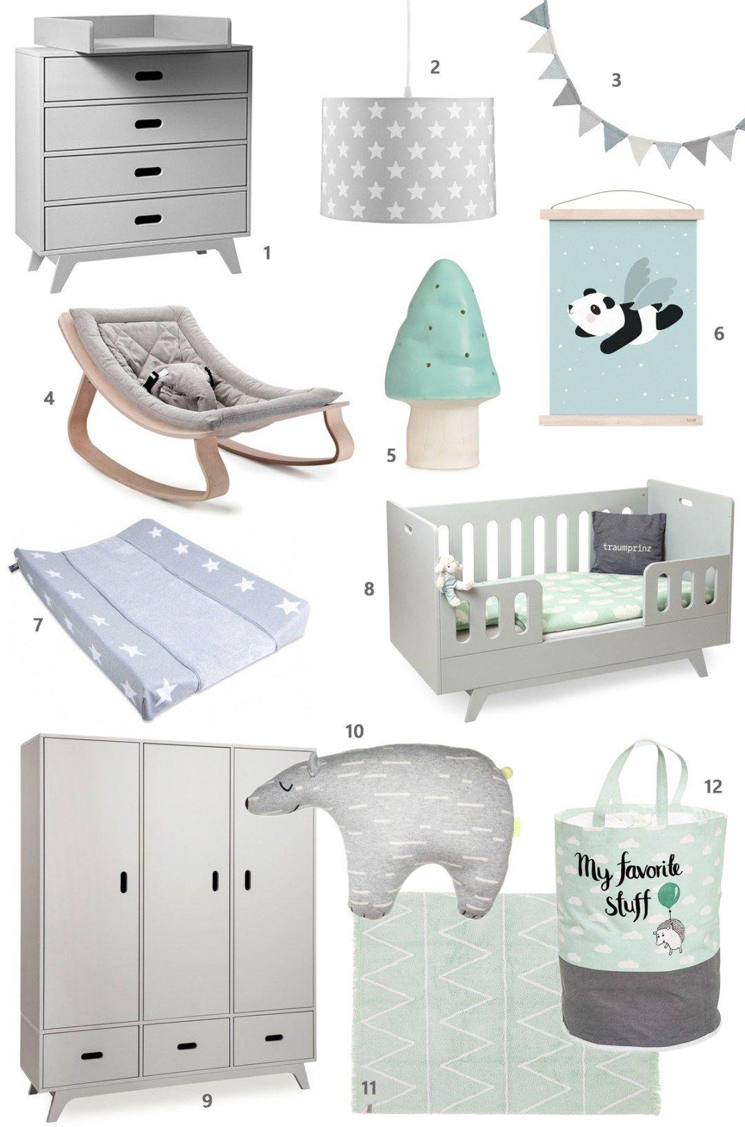 Baby Erstausstattung Das braucht ihr fürs Kinderzimmer
