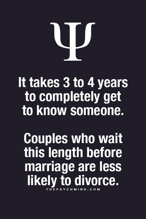 Married after 2 months of dating