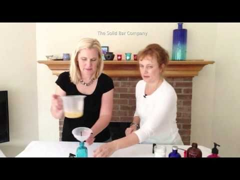 750 Organic Hand Soap -  This is our helpful 'How To Make Simple Organic Hand Soap' video!  Download the 100% FREE Organic Hand Soap Recipe  and also buy an Organic Glycerin Hand Soap Easy Starter Kit from our website here: http://thesolidbarcompany.com/collections/recipes/products/organic-hand-soap