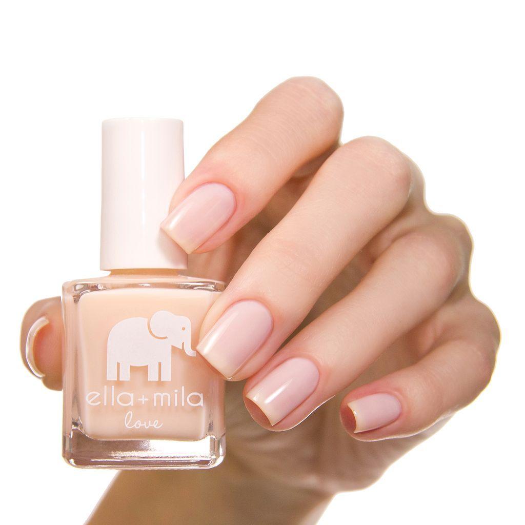Tutu Cute | Nude nails, Pretty nail colors and Mani pedi