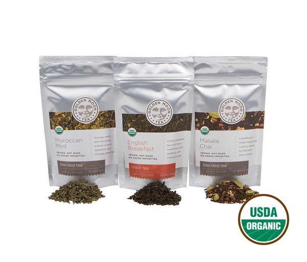 3 Tea Sampler
