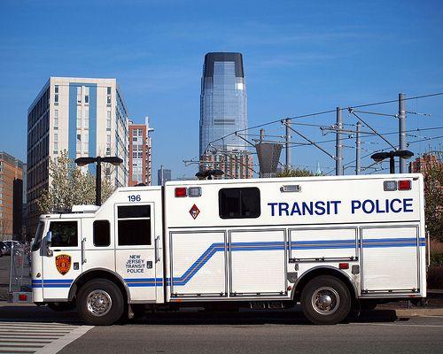 New Jersey Transit Emergency Service Unit Police Truck Jersey City Nj Police Truck Police Cars Police Patrol
