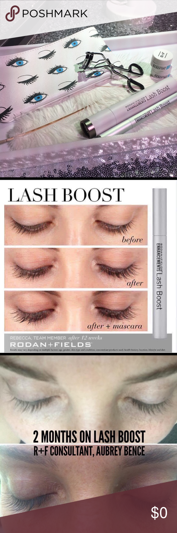 d5067e51b0c RODAN & FIELDS LASH BOOST! For over 4 years, the doctors of Proactiv and  Rodan & Fields have been working hard on creating their newest and most  amazing ...