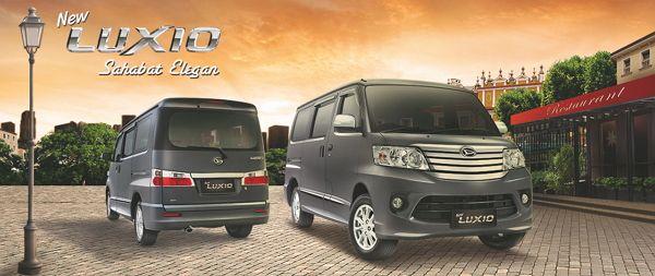 Spesifikasi Harga Daihatsu Luxio Bandung Daihatsu All New Luxio