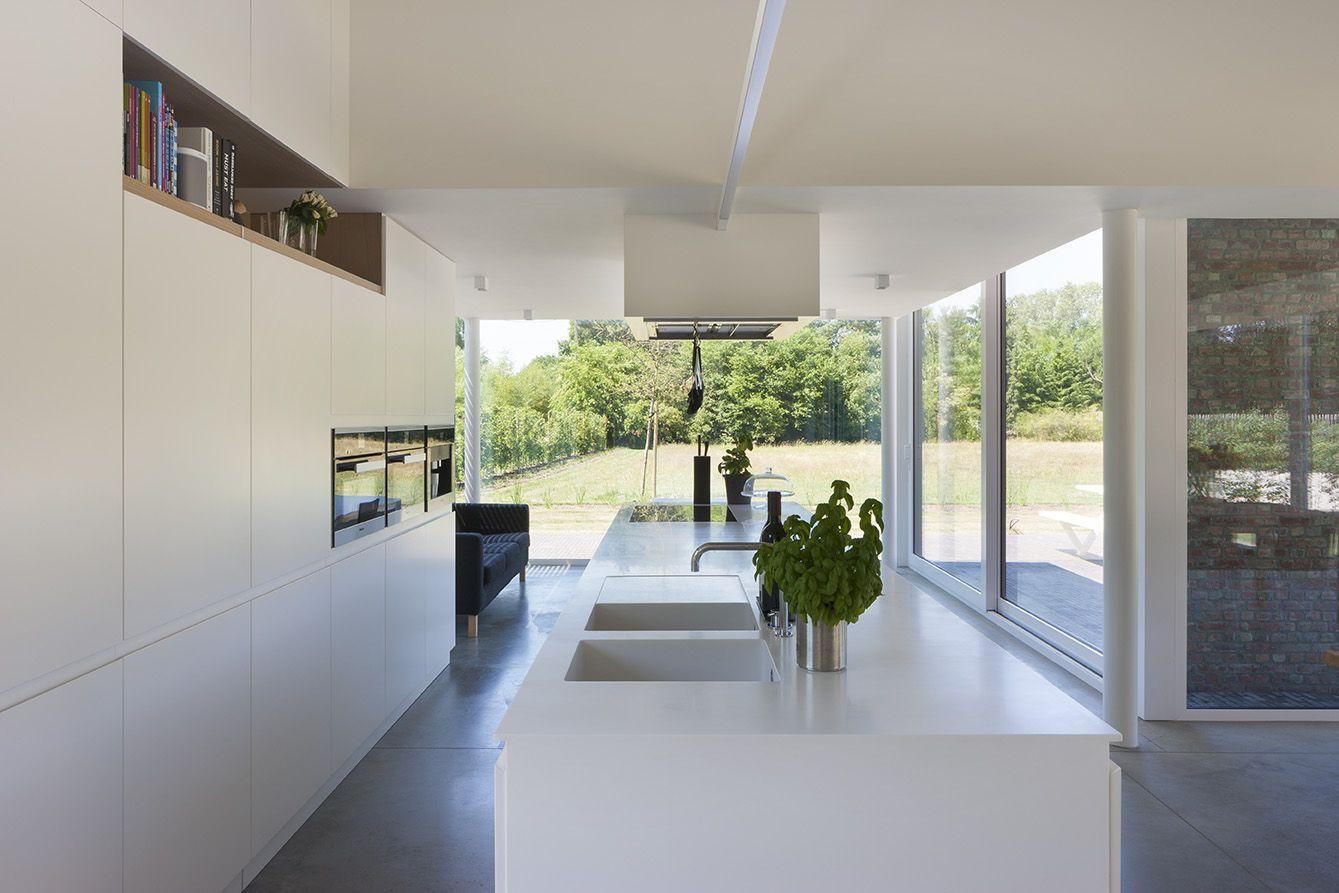 interieur en architectuurfotografie van een verbouwde hoeve te olen fotos liesbet goetschalckx kitchen