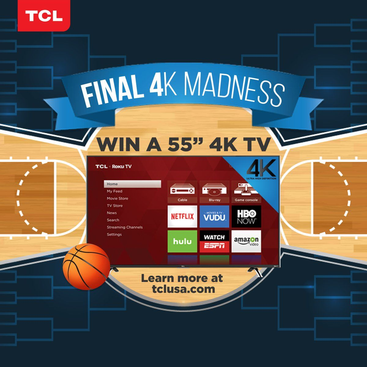 TCL USA (TCL_USA) Twitter in 2019 Tvs, Giveaway, Finals