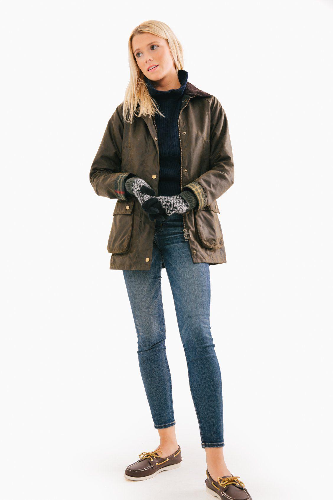 Acorn Wax Jacket The 100 Waxed Cotton Acorn Jacket