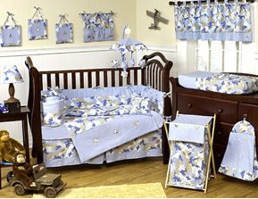 Boys Hunting And Fishing Bedroom Bedding Design