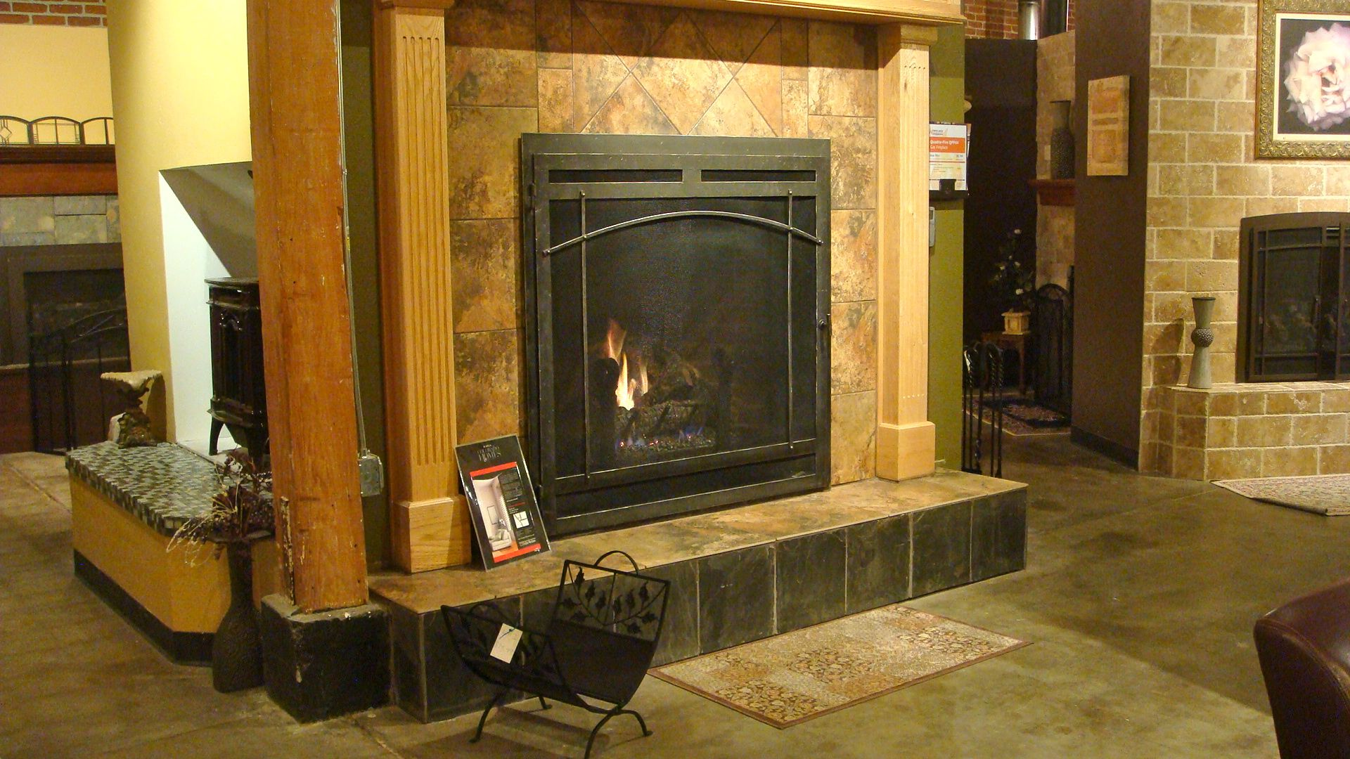 Still More Fireplaces To Choose From Fireplace Stores
