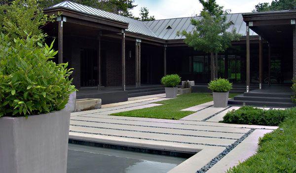 Modern Residential Landscape Google Search Modern Backyard Landscaping Modern Landscaping Backyard Landscaping Designs