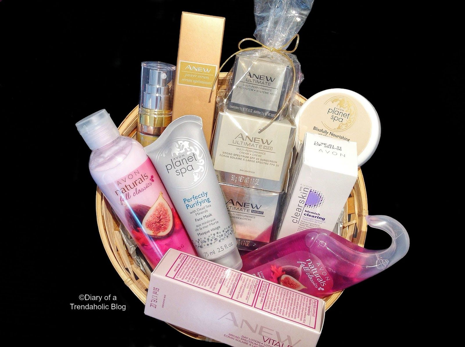 Spa gift baskets with avon fabulous gifts ideas and products spa gift baskets with avon fabulous gifts ideas and products negle Image collections