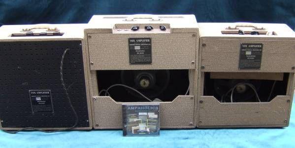 Vox AC2 And Vox AC4 JMI Vintage Guitar combo,s vox jmi ac30 vox ac15