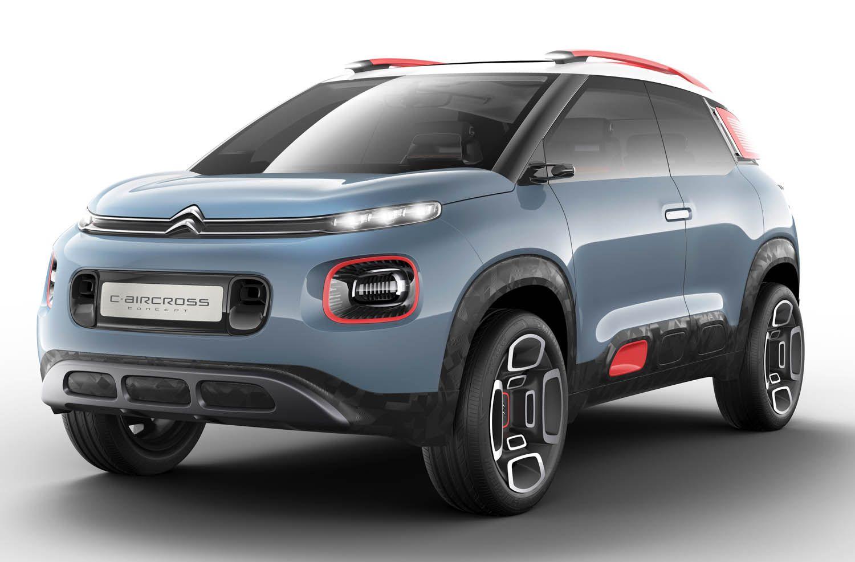 سيتروين سي ايركروس 2017 القفزة النوعية موقع ويلز Electric Sports Car Concept Cars Compact Suv