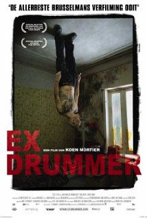 Ex Drummer... three handicapped losers form a band. sad, strange, punk, must see...