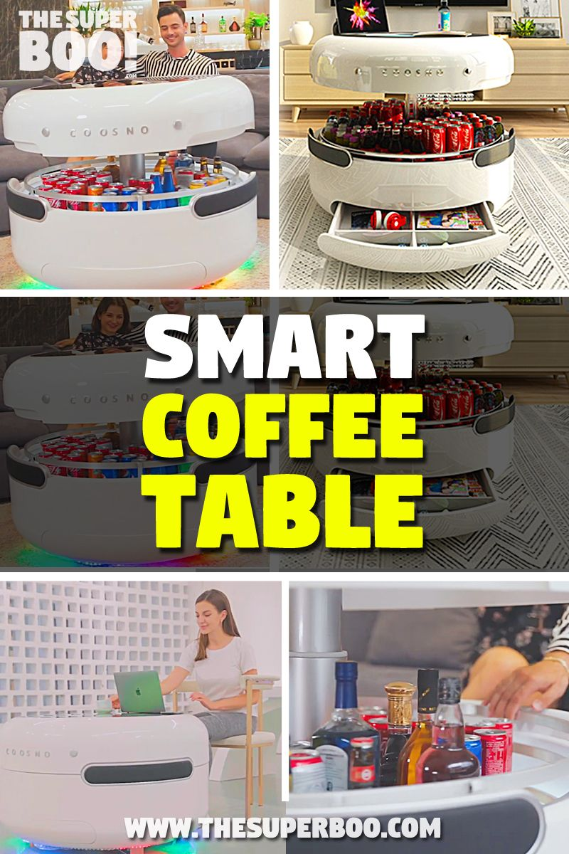Coosno Coffee Table Cool Things To Buy Creative Inventions