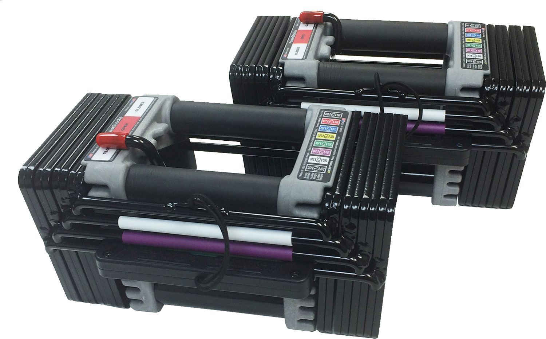 PowerBlock Elite 550 lb Set Best adjustable dumbbells