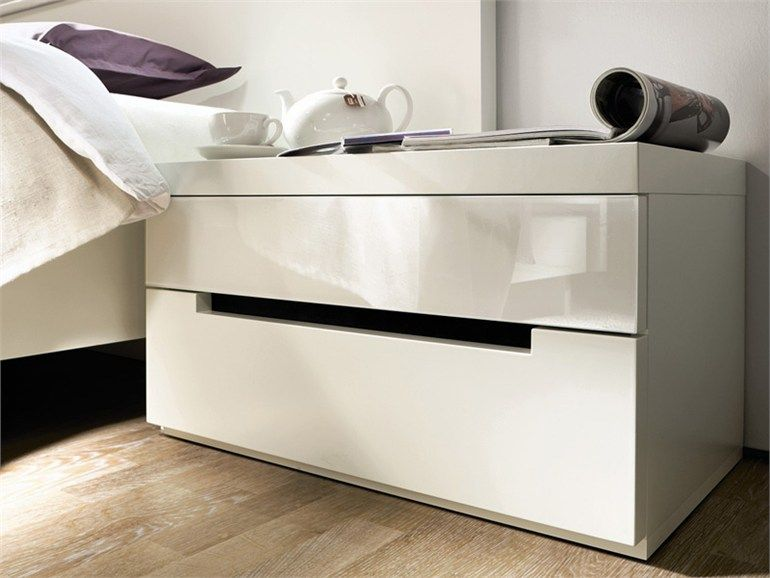 Bedside Table With Drawers Ceposi Collection By Hulsta Werke Huls