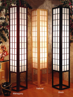 Japanese Floor Lamps And Japanese Rice Paper Lamps Japanese