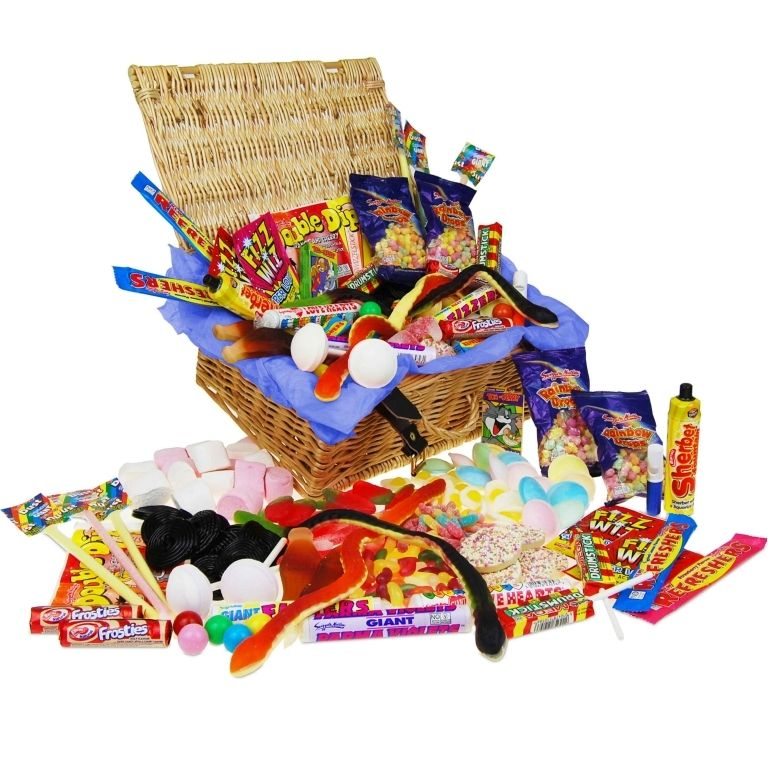 His Hers Hampers By Cp 6999 The Wedding Gift Company Sweet