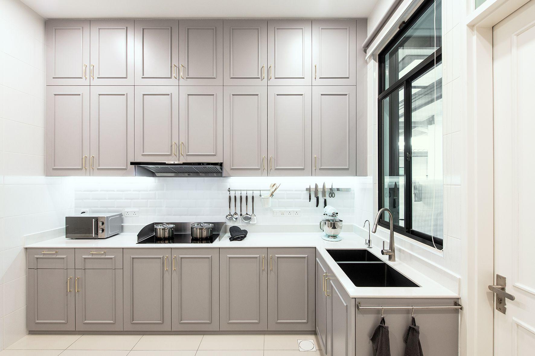 Kitchen Design In Malaysia Kitchen Interior Kitchen Design Interior Design Kitchen
