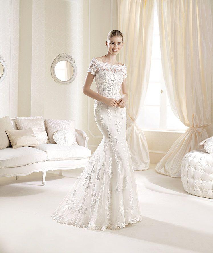 Vestido de novia modelo Idde de la casa de novias La Sposa ...