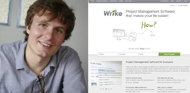 5 Questions Andrew Filev Founder of Wrike Wrike, Social