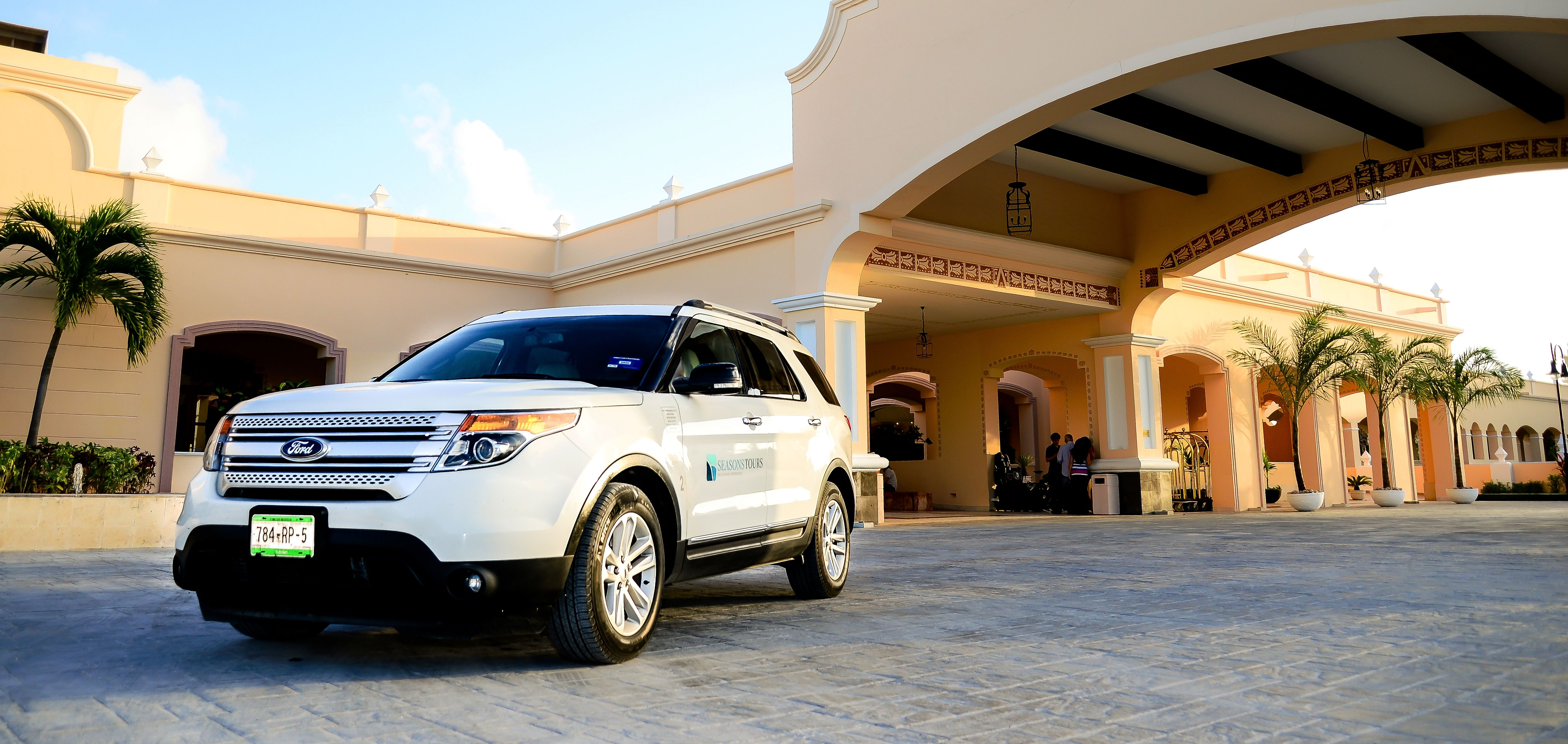 Ensure your DELUXE private airport transportation and travel in style with our modern deluxe SUV fleet. Available at Excellence Punta Cana, Excellence Playa Mujeres, Excellence Riviera Cancun and The Beloved Hotel