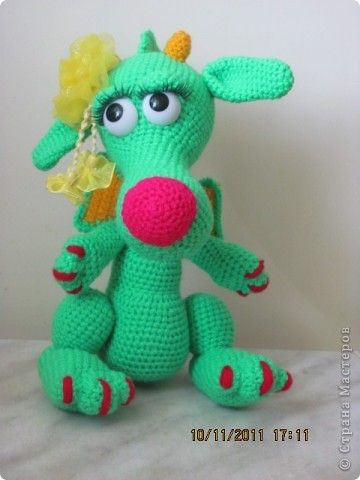 PATTERN: Tingle Amigurumi | 480x360