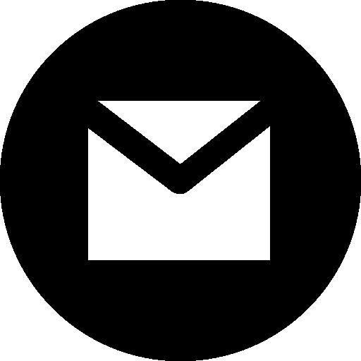 Gmail Free Vector Icons Designed By Freepik Black App Snapchat Logo Email Icon