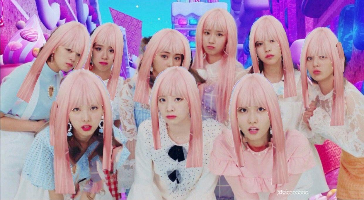 Wig Group Fighting Kpop Memes Girls Generation Memes