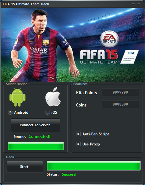 fifa 15 ultimate team cheats android no survey