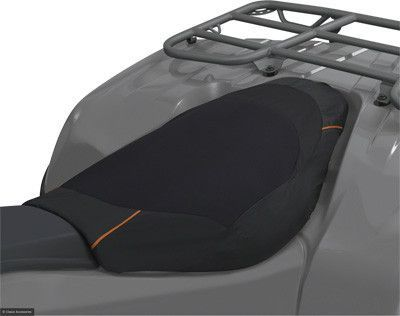 CLASSIC ACC.-DELUXE SEAT COVER (BLACK) pn# 15-098-013801-00