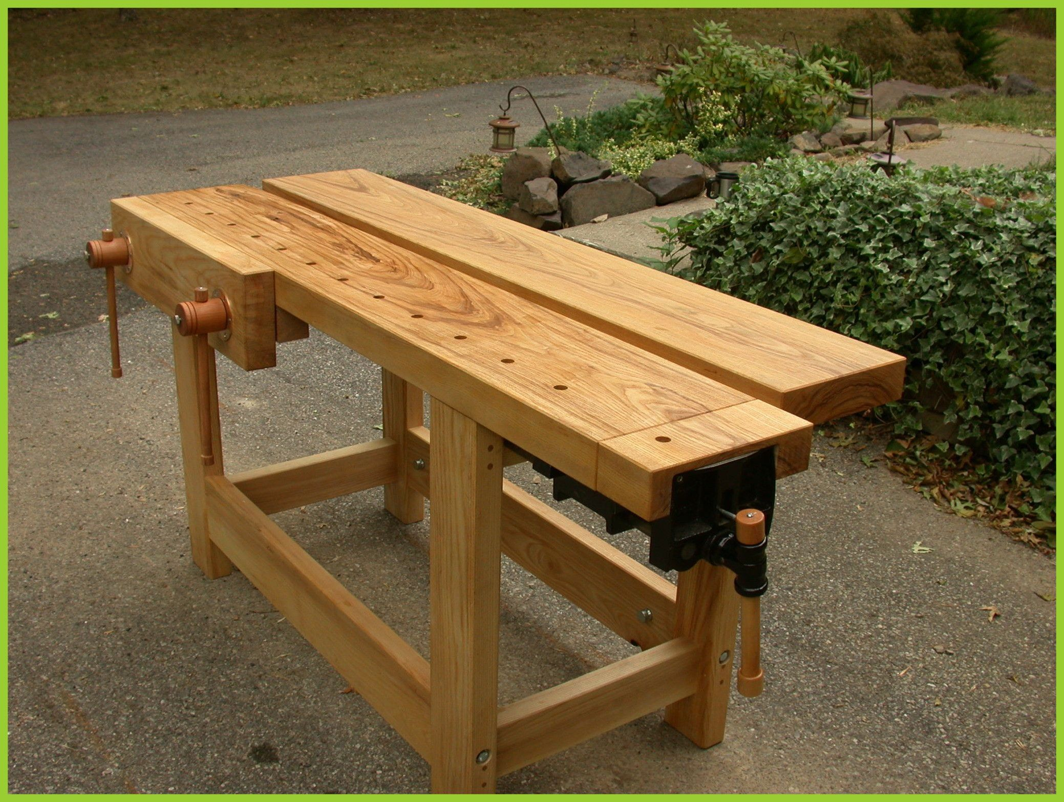 Fascinating Holtzapfel Bench From Daed Toolworks Workbench Of