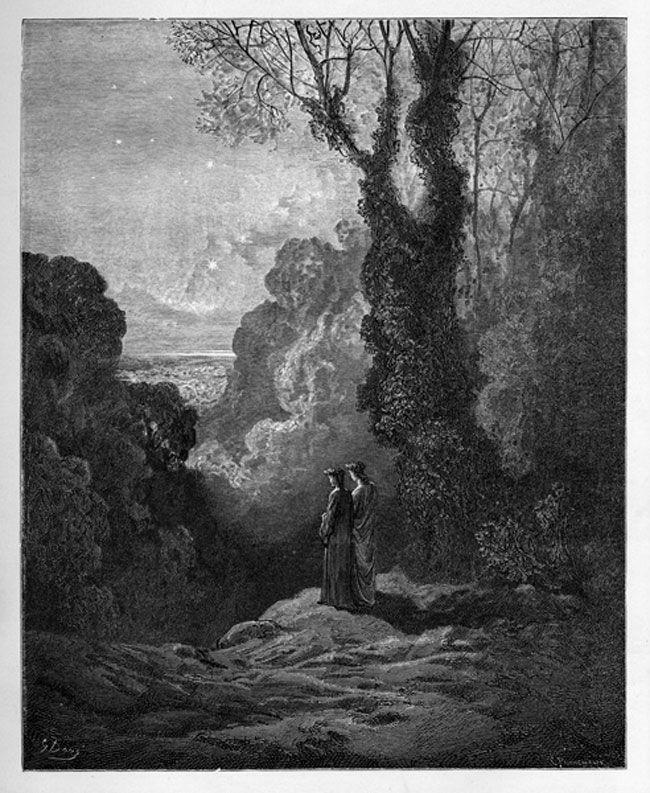 Image result for statius virgil dante